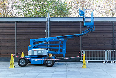 Elevated Work Platform Courses Regents Park